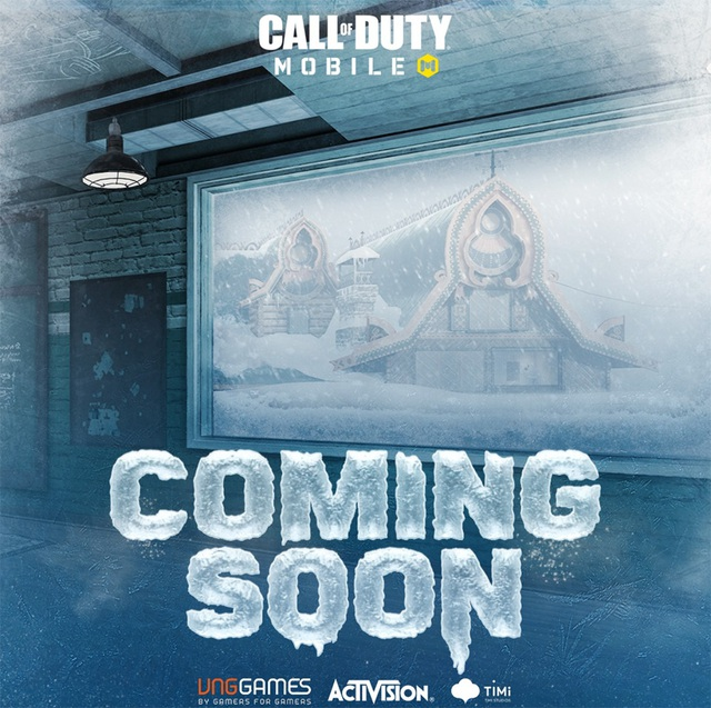 Call of Duty: Mobile VN hé lộ bản đồ, vũ khí mới trong bản cập nhật mùa đông - Ảnh 3.