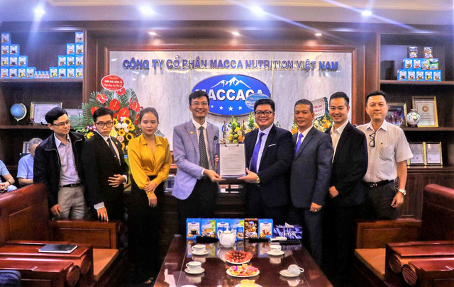 Maccaca – Thương hiệu đang trên đà phát triển - Ảnh 2.