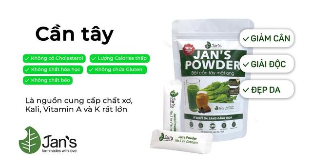 Jan's Farmmades - Thương hiệu làm thay đổi thói quen uống cần tây tươi của phụ nữ Việt! - Ảnh 2.