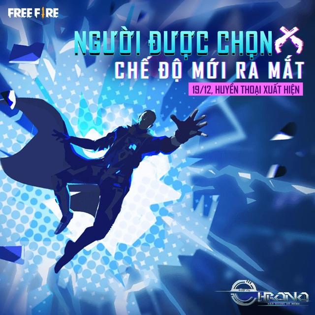 Hé lộ vũ trụ xoay quanh nhân vật của Chrono, cảm hứng từ CR7 trong Free Fire - Ảnh 4.