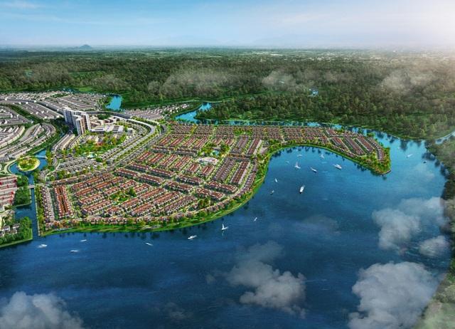 Đô thị đảo: Không gian sống chất riêng dành cho cư dân thành đạt - Ảnh 1.
