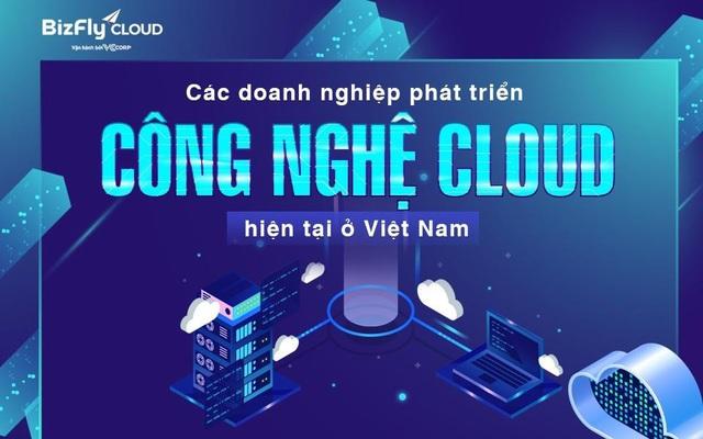 Điểm tên các doanh nghiệp cung cấp giải pháp Cloud hiện tại ở Việt Nam - Ảnh 1.