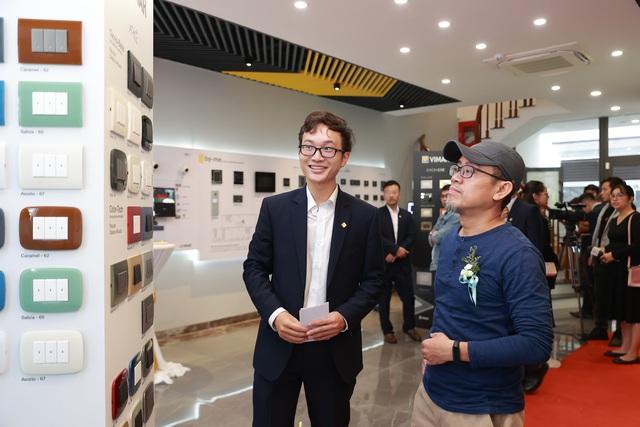 Hệ thống nhà thông minh cao cấp Vimar của Ý khai trương showroom mới tại Hà Nội - Ảnh 2.