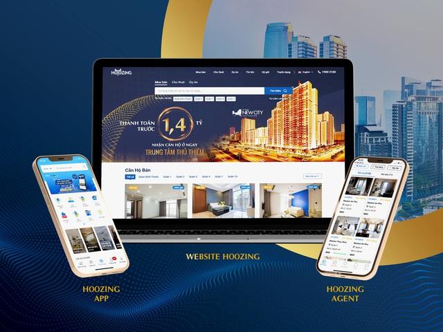 Hoozing chiến thắng giải thưởng công nghệ bất động sản Đông Nam Á - Ảnh 2.