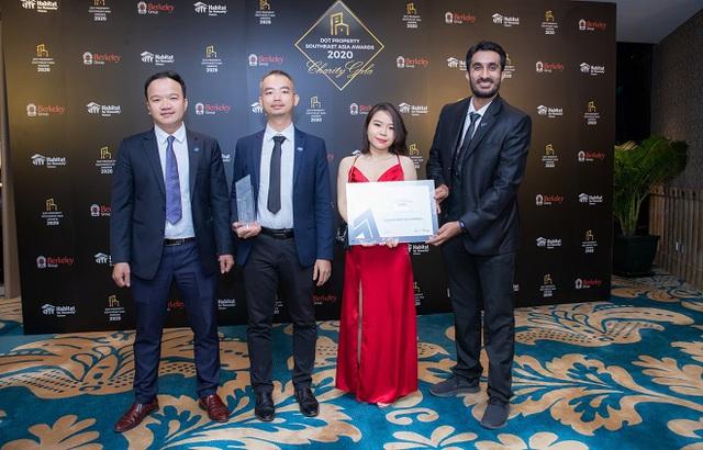 Hoozing chiến thắng giải thưởng công nghệ bất động sản Đông Nam Á - Ảnh 1.
