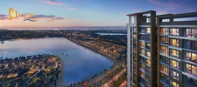 Đặc quyền từ Masteri Waterfront - dự án giữa lòng Vinhomes Ocean Park - Ảnh 1.