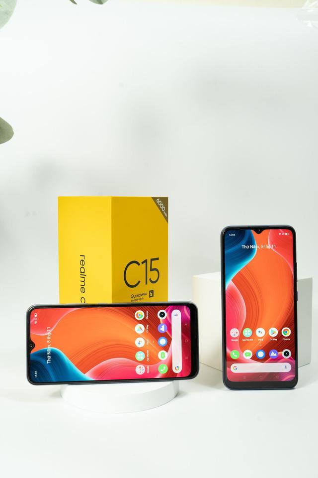 4 lý do Realme C15 xứng đáng là lựa chọn mới của giới trẻ - Ảnh 2.