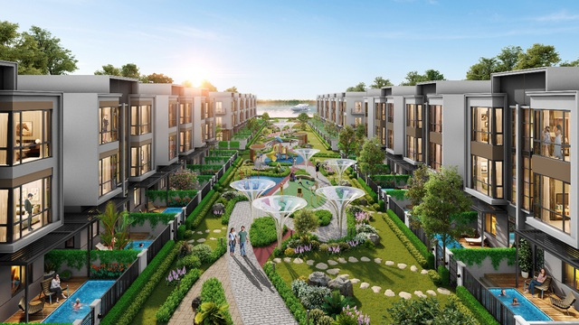 Bất động sản đảo đô thị: xu hướng đầu tư và an cư mới của thị trường - Ảnh 3.