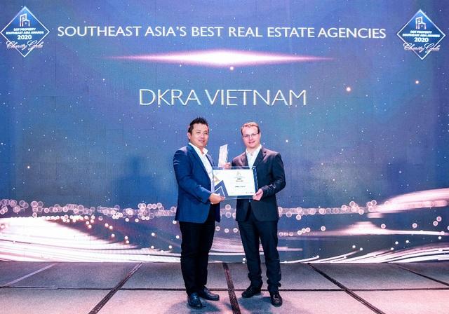 DKRA đón nhận bộ đôi giải thưởng danh giá Đông Nam Á - Ảnh 1.