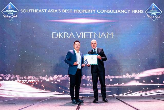 DKRA đón nhận bộ đôi giải thưởng danh giá Đông Nam Á - Ảnh 2.