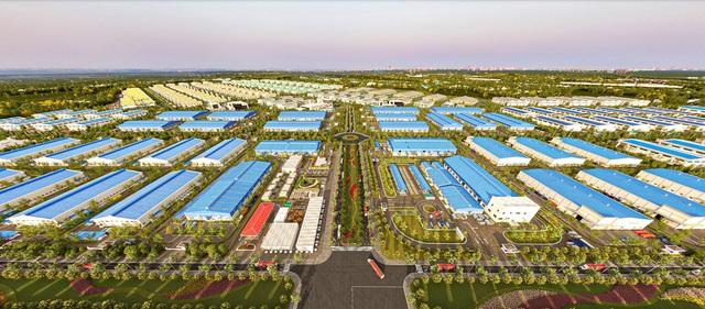 Tiềm năng thị trường khu công nghiệp Bình Phước - Ảnh 2.