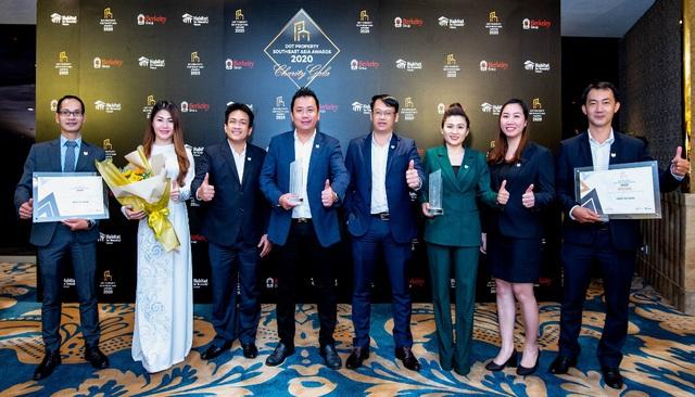 DKRA đón nhận bộ đôi giải thưởng danh giá Đông Nam Á - Ảnh 4.