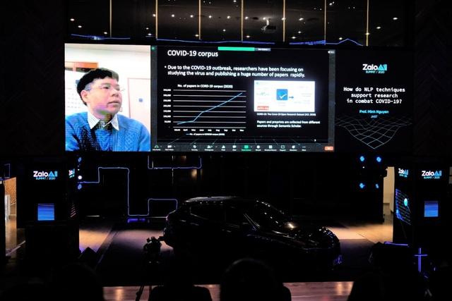 Zalo AI Summit 2020 – Trí tuệ nhân tạo giúp cuộc sống người Việt dễ dàng hơn - Ảnh 4.