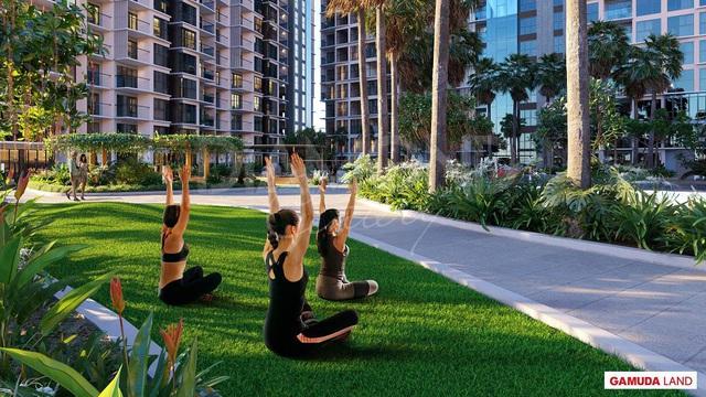 Tận hưởng cuộc sống nghỉ dưỡng: giấc mơ viên mãn giữa lòng đô thị - Ảnh 1.