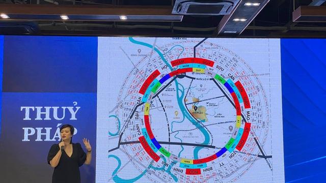  Đô thị đảo Phượng Hoàng: Quy hoạch thông minh nâng tầm địa thế - Ảnh 1.