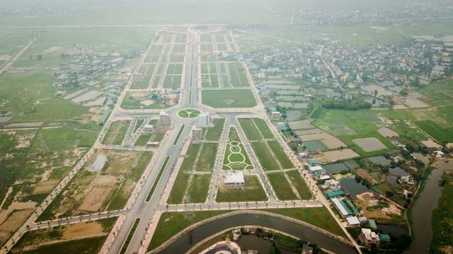 Xây dựng khu đô thị lớn ở tỉnh – Xu thế lội ngược dòng - Ảnh 1.