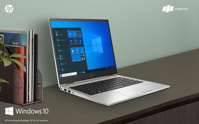 HP EliteBook G7 Series: Đỉnh cao bảo mật, xứng bậc doanh nhân - Ảnh 1.