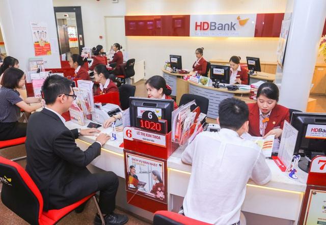 """Thông điệp """"Happy Digital Bank"""" đưa BCTN HDBank giành nhiều giải thưởng lớn - Ảnh 1."""