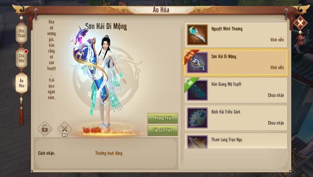 Tân Thiên Long Mobile - VNG chính thức ra mắt phiên bản mới - Đào Hoa Ảnh Lạc - Ảnh 11.