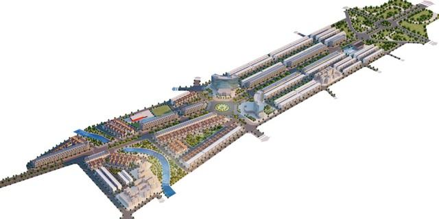 Xây dựng khu đô thị lớn ở tỉnh – Xu thế lội ngược dòng - Ảnh 2.