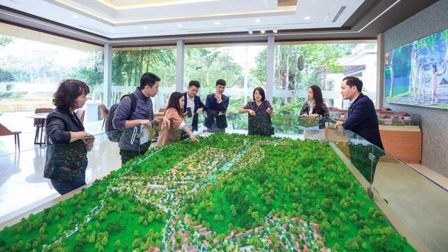 Bất động sản Láng – Hòa Lạc - Không chỉ là khu đất điểm sáng mà còn là Tương lai - Ảnh 3.