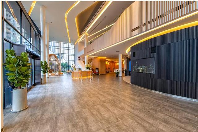Trải nghiệm công nghệ hiện đại tại nhà mẫu Masteri Centre Point - Ảnh 1.