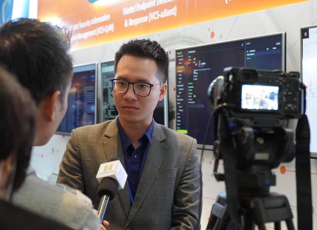 Các doanh nghiệp Việt cần thúc đẩy nội địa hóa an ninh mạng - Ảnh 1.