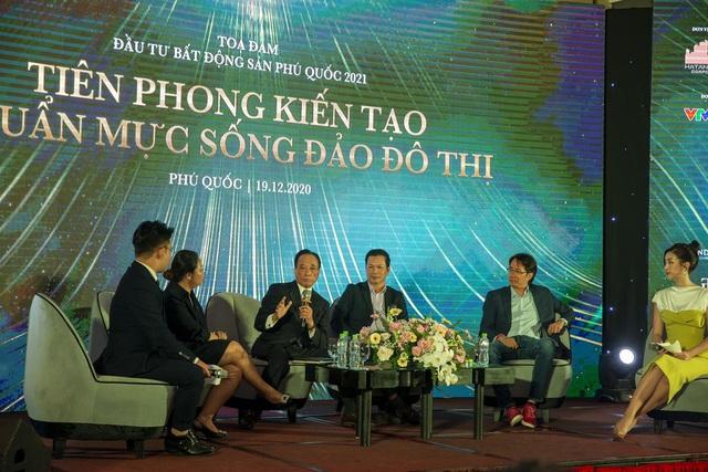 Phú Quốc lên Thành phố: Thời cơ vàng cho nhà đầu tư - Ảnh 2.