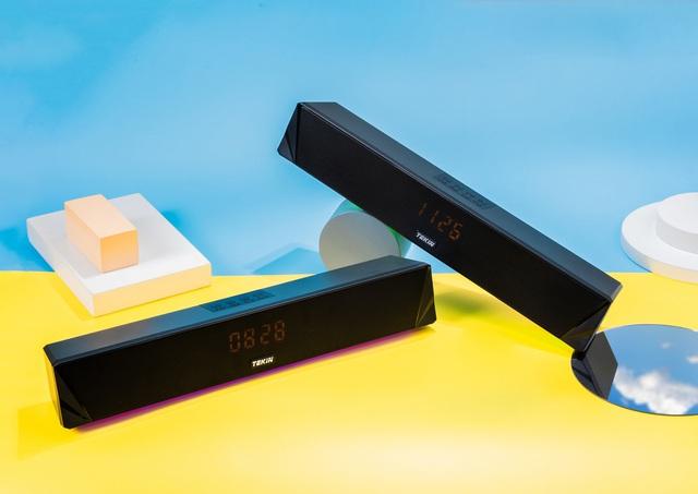 Ngắm loa Bluetooth Tekin L7 tặng kèm khi đặt mua trước OPPO Reno5 - Ảnh 1.