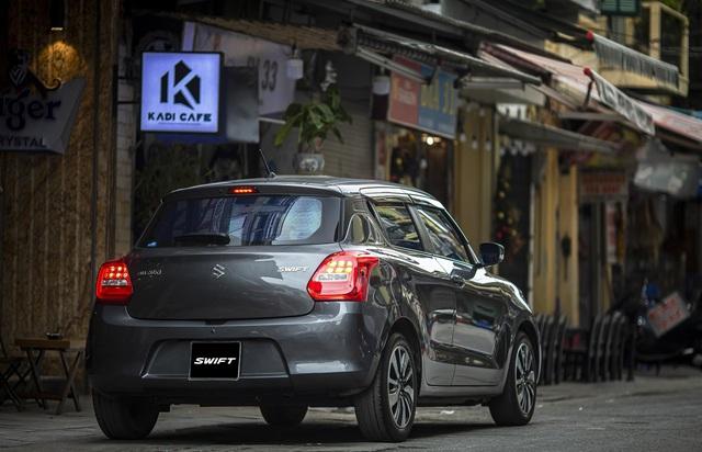 Suzuki Swift - Trải nghiệm giàu cảm xúc sau vô lăng - Ảnh 2.