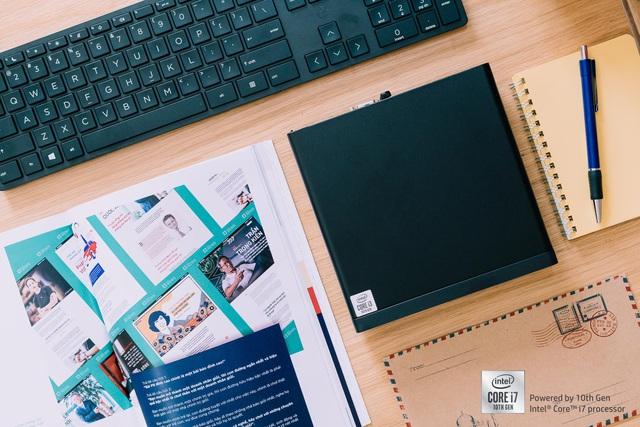 Đánh giá HP Prodesk 400 G6 Desktop Mini: cỗ máy văn phòng nhỏ gọn đầy linh hoạt - Ảnh 1.