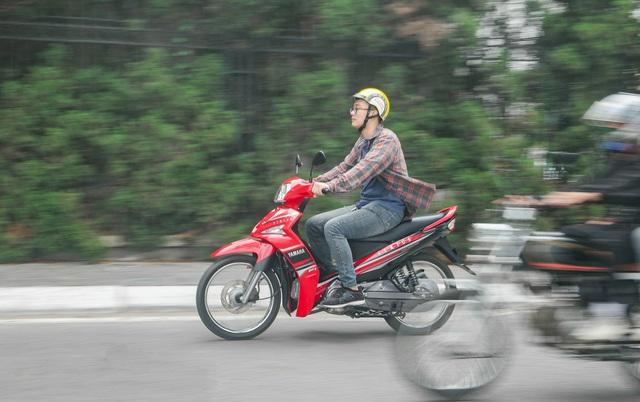 """Sirius Fi - xe máy số """"siêu"""" tiết kiệm nhiên liệu hàng đầu Việt Nam - Ảnh 1."""