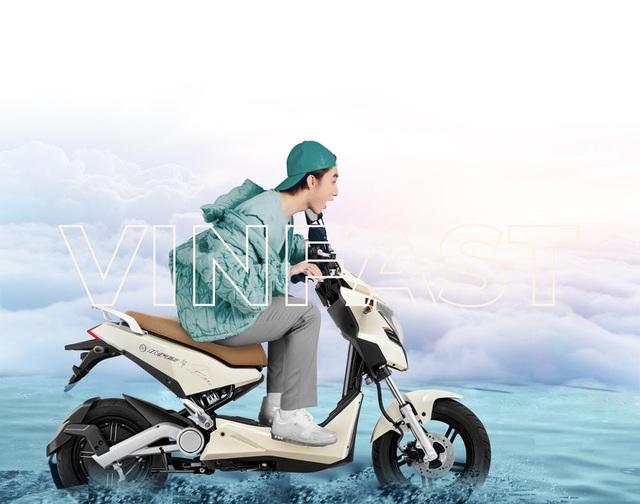 3 điểm vượt trội của xe máy điện VinFast mang dấu ấn nghệ sĩ Sơn Tùng M-TP - Ảnh 2.