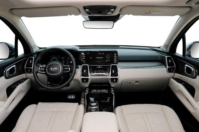 Những tính năng vượt trội của ADAS - Hệ thống an toàn tiên tiến trên Kia Sorento 2021 - Ảnh 2.