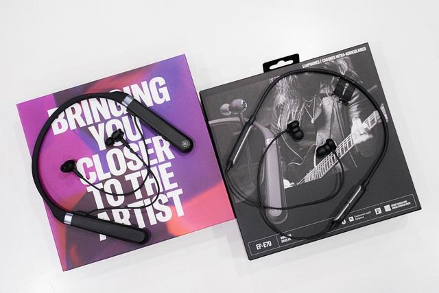 """Trải nghiệm tai nghe chống ồn Yamaha EP-E50A và EP-E70A: Thiết kế đeo cổ tiện lợi, chống ồn """"ổn áp"""" và nhiều tính năng hay ho độc quyền - Ảnh 2."""