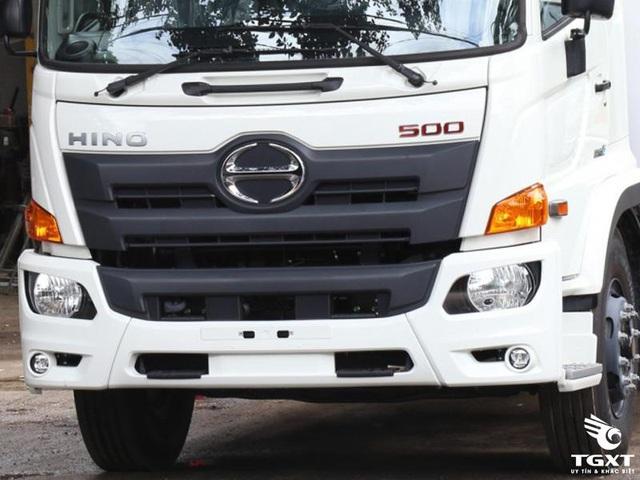 Mua xe tải Hino FG - Hỗ trợ vay ngân hàng 70%-80% giá trị xe lãi suất thấp - Ảnh 3.