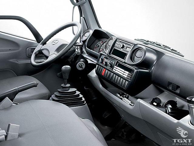 Mua xe tải Hino FG - Hỗ trợ vay ngân hàng 70%-80% giá trị xe lãi suất thấp - Ảnh 4.