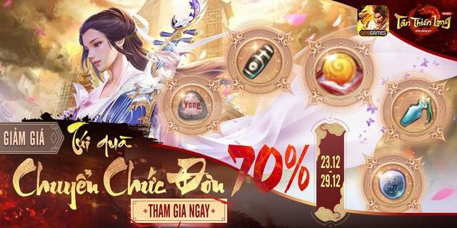 Cộng đồng Tân Thiên Long Mobile – VNG hào hứng trải nghiệm phiên bản mới với chuỗi sự kiện cuối năm - Ảnh 5.
