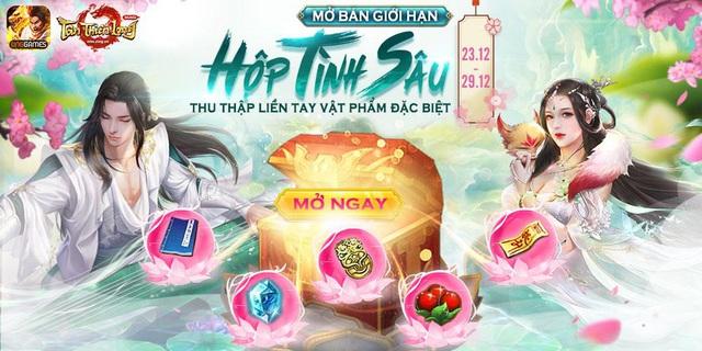 Cộng đồng Tân Thiên Long Mobile – VNG hào hứng trải nghiệm phiên bản mới với chuỗi sự kiện cuối năm - Ảnh 6.