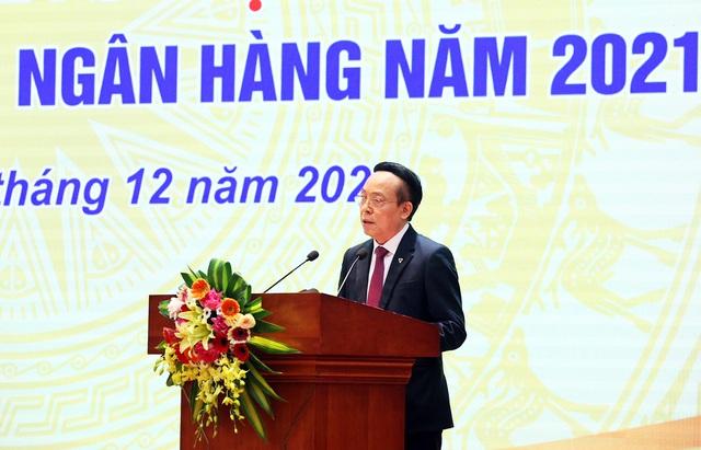 Doanh nhân Đỗ Minh Phú gây ấn tượng bằng câu chuyện chuyển đổi số của TPBank - Ảnh 1.