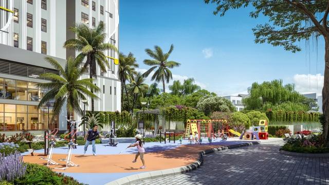 BerRiver Jardin tiếp tục mở bán 2 toà tháp sống xanh cân bằng cuối cùng - Ảnh 1.