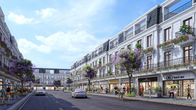 Shophouse mặt tiền đại lộ - Tiềm năng đầu tư sinh lời của TNR Stars Thái Hòa - Ảnh 1.