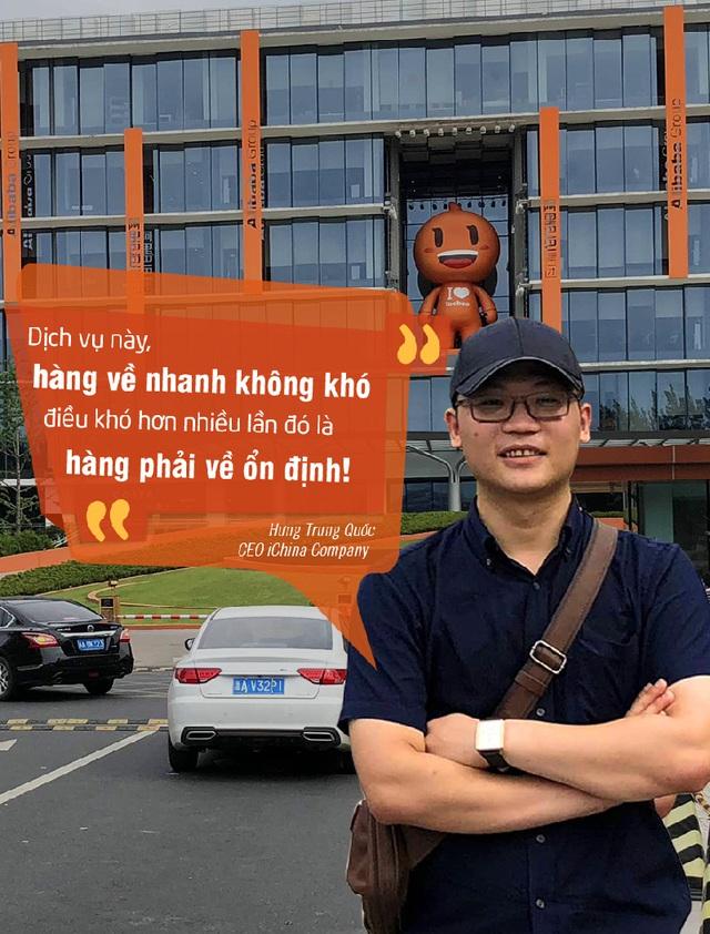 3 lý do iChina Company được đánh giá là đơn vị mua hộ và vận chuyển hàng Trung Quốc hàng đầu - Ảnh 2.