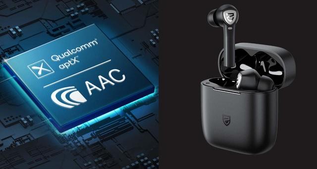 SoundPEATS ra mắt TrueCapsule 2: Cảm biến hồng ngoại, Chip QCC3020 & Bluetooth 5.0, Thời gian chơi nhạc 40 giờ - Ảnh 3.