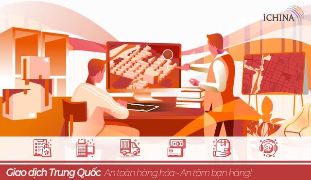 3 lý do iChina Company được đánh giá là đơn vị mua hộ và vận chuyển hàng Trung Quốc hàng đầu - Ảnh 3.