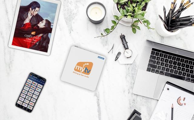 VNPT cung cấp MyTV Box 2020 - tính năng nâng cấp đáng kể, giá không đổi - Ảnh 1.