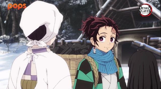 """Anime Thanh gươm diệt quỷ thêm """"hot"""" với phiên bản lồng tiếng trên ứng dụng POPS - Ảnh 1."""