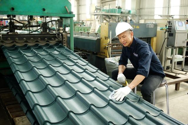 Xu hướng lựa chọn tôn lợp mái nhà đón Tết Tân Sửu 2021 - Ảnh 2.