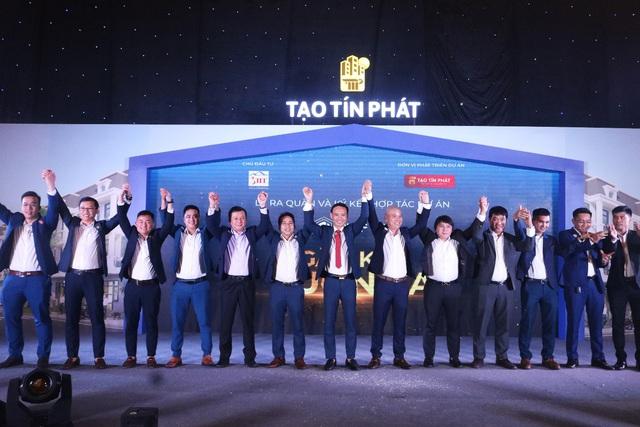 Công ty Tạo Tín Phát ra quân và ký kết hợp tác dự án Phước Điền Citizen - Ảnh 3.