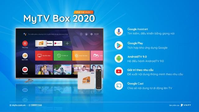 VNPT cung cấp MyTV Box 2020 - tính năng nâng cấp đáng kể, giá không đổi - Ảnh 3.